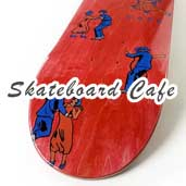 UK発◆Skateboard Cafe「Dance All Over デッキ /7.75」