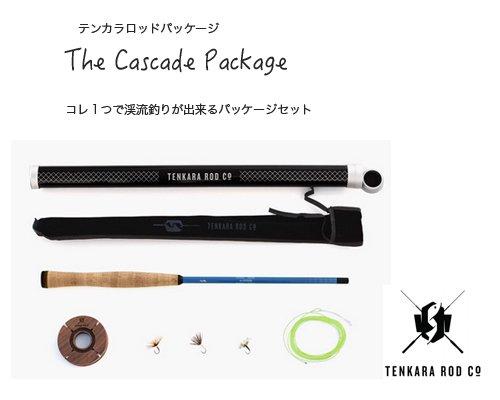 送料無料◆USアウトドアブランドTenkara Rod Co「Tenkara フライフィッシングロッドパッケージ」