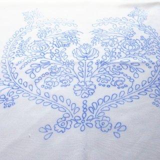 ハンガリー刺繍図案入りクッションカバー