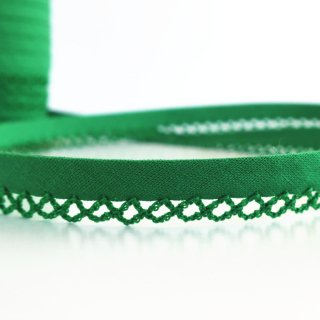 ピコットバイアステープ グリーン