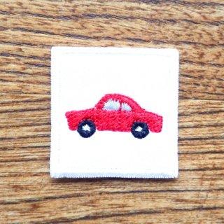 マイマーク 赤い車