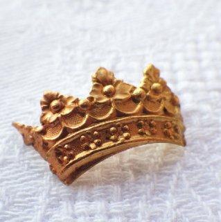 ヴィンテージ王冠パーツ(2個)