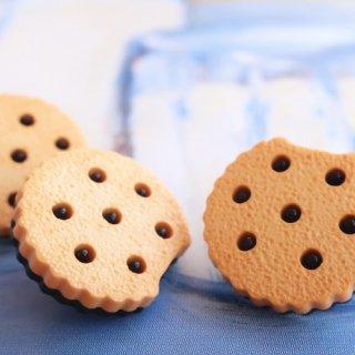ボタン クッキー