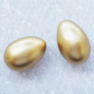 金の卵ボタン ドイツ製