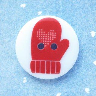 ボタン ミトン23mm