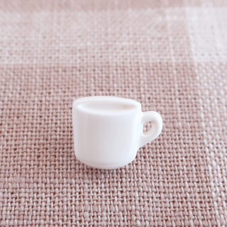 ボタン コーヒーカップ