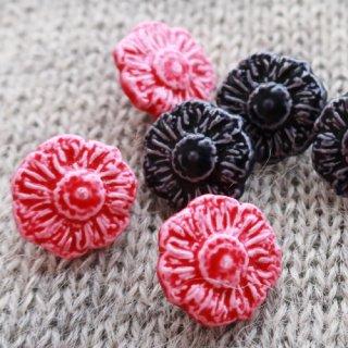 ボタン 花