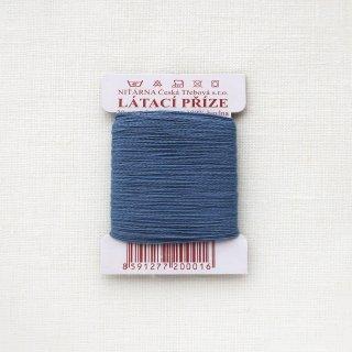 チェコのコットン糸  ブルーググレイ