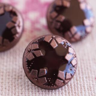 ボタン ショコラ