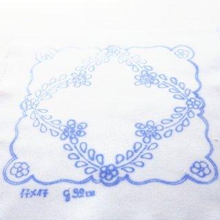 ハンガリー刺繍図案入りクロス カラディパターン
