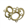 Gold Casted Multi Settings・ Ovals 14x10mm / 18x13mm