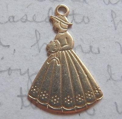 ブラスチャーム・ Victorian Lady