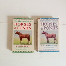 <img class='new_mark_img1' src='https://img.shop-pro.jp/img/new/icons5.gif' style='border:none;display:inline;margin:0px;padding:0px;width:auto;' />HORSES & PONIES BOOK