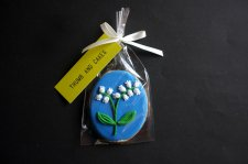 Lily of the valley Cookie