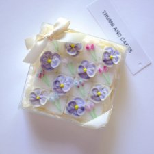 PNSY FLOWER SUGAR BOX