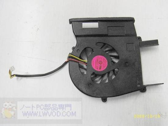 VAIO  VGN CS50B type CS シリーズ CPU ファン