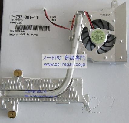SONY VGN-S90/S91/S92・S62シリーズ 用 CPU ファン