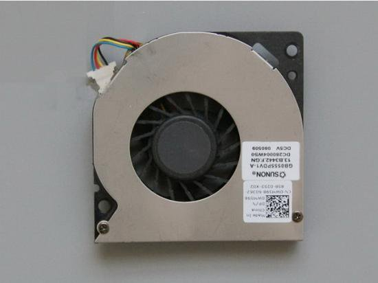 Dell Latitude E4300 Laptop 用 CPU ファン FAN