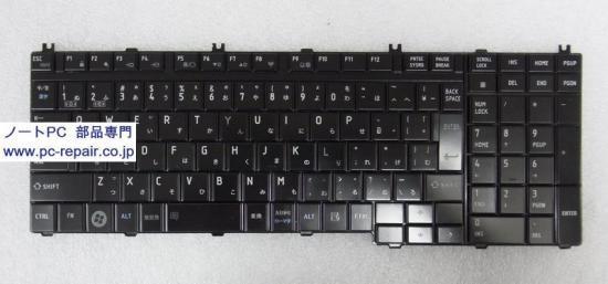 Toshiba dynabook Qosmio V65 ���ܸ쥭���ܡ���