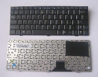【クリックで詳細表示】ASUS Eee EPC 1000HD 英字キーボード 黒
