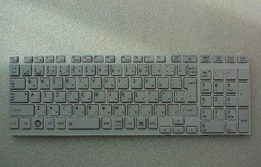 Toshiba A660 日本語キーボード