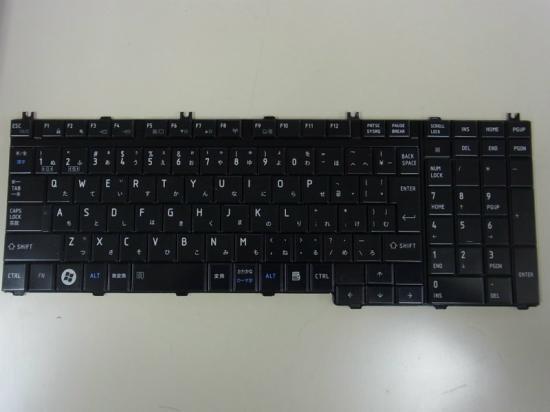 TOSHIBA L305, L350, L355等用日本語キーボード