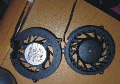 MSI MS-1013/1058 VR610  T5  S260/T360  CPU ファン CPU FAN