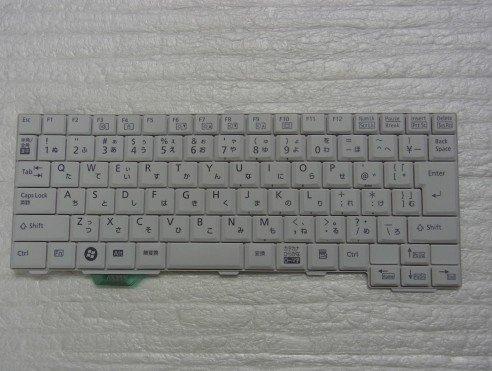 富士通 FMV-R8250 用日本語 キーボード中古品