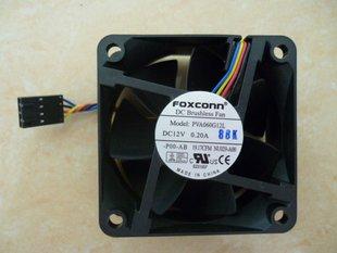 Foxconn PVA060G12L 60X60X25MM DC 12V 0.20A ファン