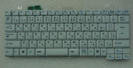 FMVNB75J (N860-7627-T161/T171) 日本語キーボード