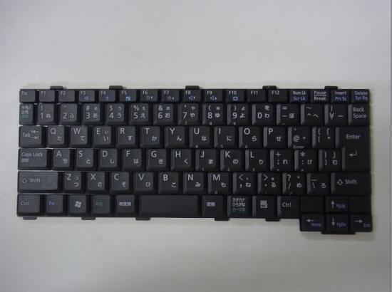 Fujitsu FMV-BIBLO LOOX T50M (FMVLT50M) キーボード