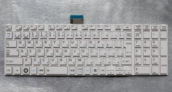 Toshiba L850 日本語キーボード