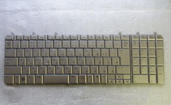 HP DV7-1000  日本語キーボード