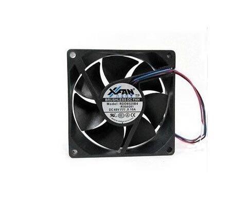 XFAN RDD8025B4-R44AG01 48V 0.10A CPU ファン 80*80*25MM