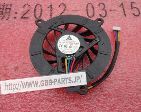 ASUS F3/F3J/A8/A8N/Z99J KFB0505HHA CPU ファン