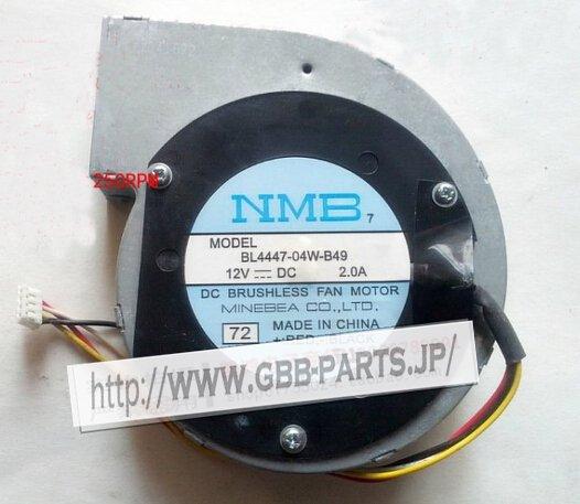 NMB 12V 2A 11CM BL4447-04W-B49 CPU ファン
