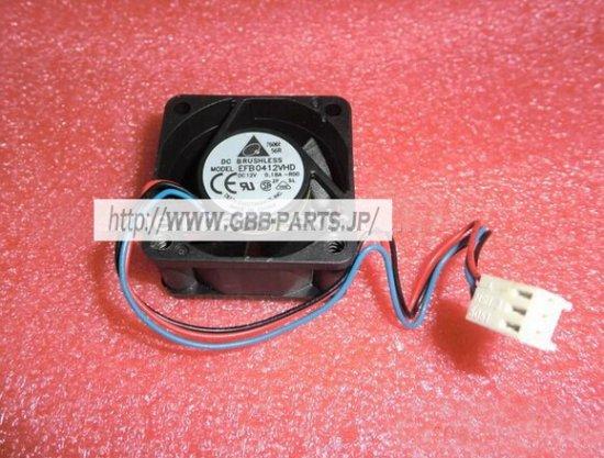 DELTA 4020 12v 0.18A 4CM EFB0412VHD-R00 CPU ファン