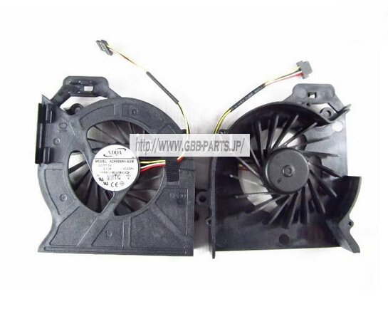 DV6-6000 DV7-6000 AD6505HX-EEB CASA CPU ファン