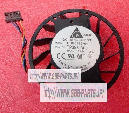 DELL TP39X-A00 BUB0712HH-9F47 USFF 780 780 CPU ファン