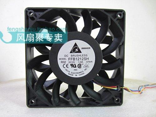 FFB1212SH 12cm12025 12V1.24A