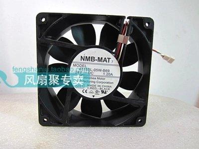 NMB-MAT 4715SL-05W-B69 24V1.20A 12CM