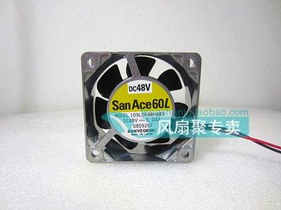 Sanyo 109L0648H483 6cm6025 48V0.04A