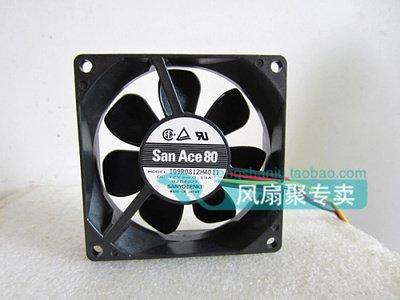 Sanyo  8cm8025 12V0.13A 109R0812H4011