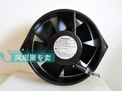 PAPST 15cm15038 24V12W TYP 7114N/2