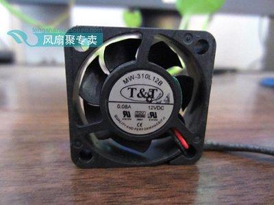 T&T 3CM 301012V 0.08A MW-310L12B