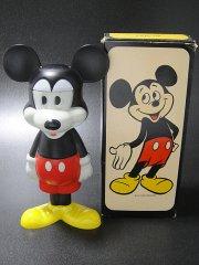 ★70'sエイボンAVONミッキーマウス・バブルバスボトル箱付未使用