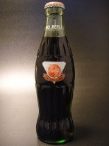 ★アトランタ・ワールド・オブ・コカ・コーラ2周年記念ボトル1992年