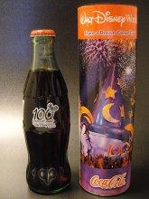 ★2001年USAコカ・コーラ限定ウォルト・ディズニー生誕100周年記念ボトルケース付