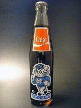 ★80'sアメリカ コカ・コーラ ターヒールズバスケットボールチャンピオン記念ボトル1982年製