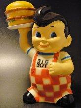 ★90'sアメリカンハンバーガーレストラン・ビッグボーイ貯金箱